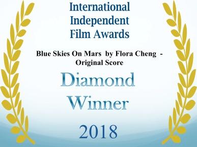 Blue Skies On Mars by Flora Cheng - Original Score