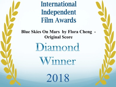 Blue Skies On Mars by Flora Cheng - Original Score